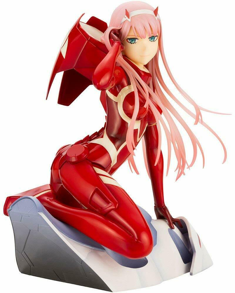 Kotobukiya Darling in The Franxx Zero Two ANI Statue