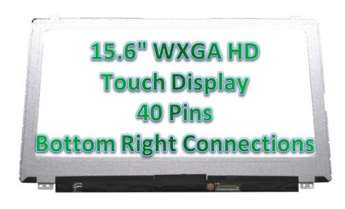 """NEW 15.6/"""" Dell Inspiron 15-5000 01Y21W 1Y21W LED LCD TOUCH Laptop Screen"""