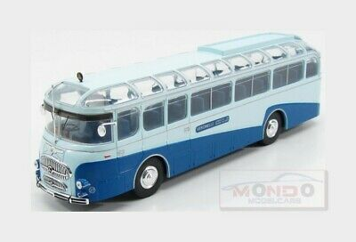 Lancia Esatau VII autobús//Coach p bianchi /& co 2 Tone Blue Italy 1953 1:43