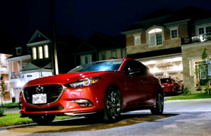 2018 Mazda3 GT Premium ~ Finance TakeOver $190/bi-weekly