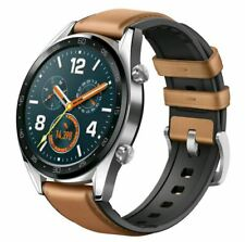 Artikelbild Huawei Watch GT Classic 46 mm Lederarmband AMOLED Display NEU OVP