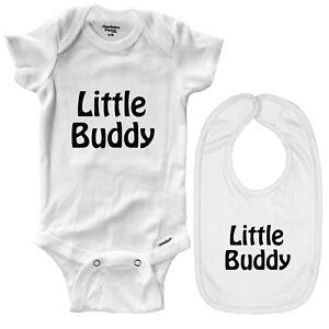 Little-Buddy-Infant-Gerber-Baby-Onesies-Bodysuit-shower-Gift-Newborn-Clothes