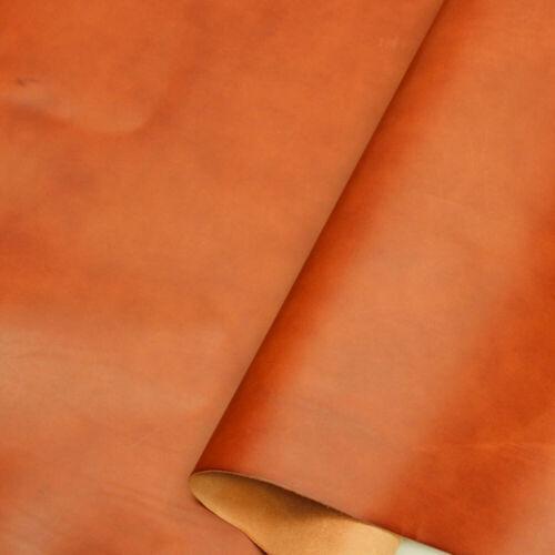 Walpier Buttero Veg Tan Leather A Size Panels,1.1-1.2 mm Thick Satchel Tan