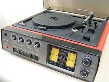 antigua RDA Placa giratoria JUEGO 4001 Robotron Amplificador De Radio