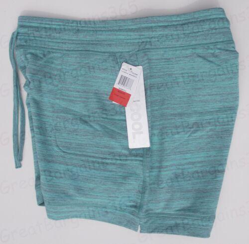 Ladies 32 Degrees Cool Fleece Womens Shorts Grey Black Blue S M L XL BNWT