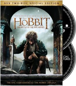 The-Hobbit-The-Battle-of-the-Five-Armies-New-DVD-Special-Edition-Eco-Amara