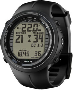 Suunto-DX-Elastomer-Dive-Computer-For-Open-Circuit-amp-Rebreather-Diving