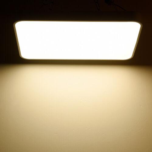 LED Deckenlampe Dimmbar 20-72W Decken Modern Wand Badleuchte Wohnzimmer Strahler