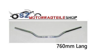 Schwarz Fehling Superbike Bar 105cm breit Lenker für Harley-Davidson mit TÜV!