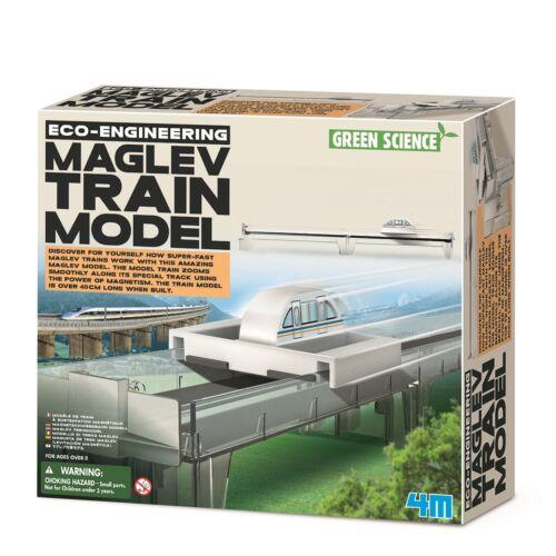 Train magnétique modèle Zoom sur piste en utilisant le magnétisme science Jouet Cadeau Nouveauté