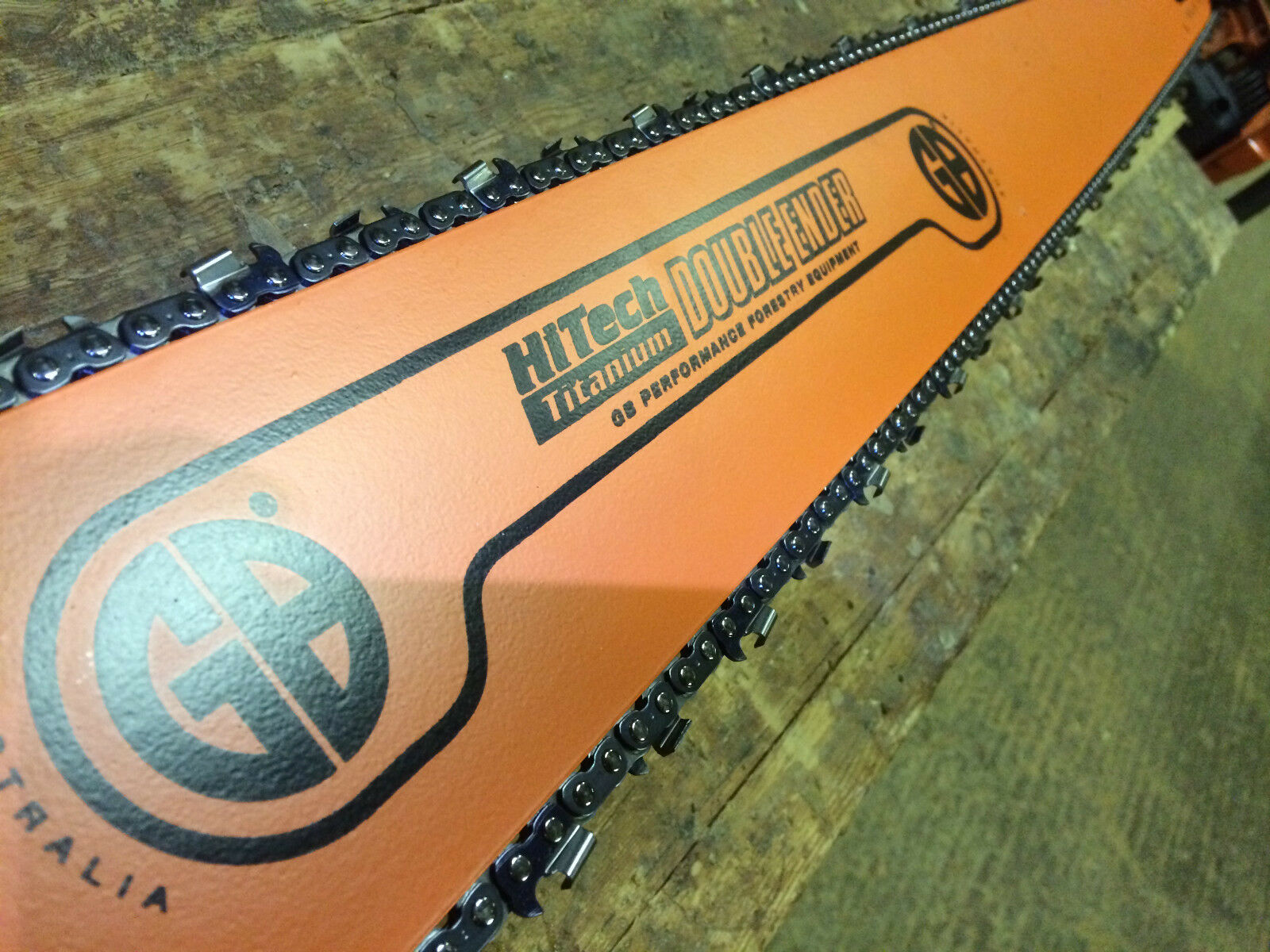 HSD60-63D 60″ Double Ended Chainsaw Milling Bar – Mill up to 46″ (116cm) Logs