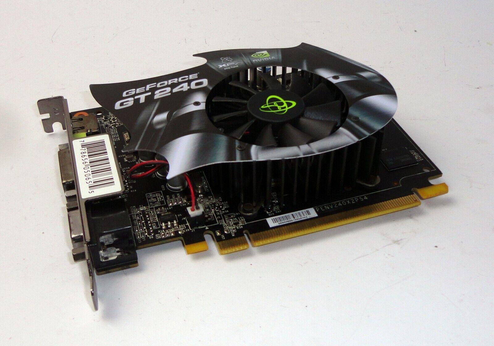 512MB NVIDIA GeForce GT240 GT