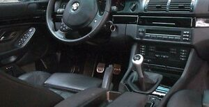 Details About Bmw Genuine Oem E39 5 Series 2001 2003 High Polished Black Interior Trim Kit New