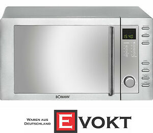 Image Is Loading Bomann Mwg2281hcb Microwave Oven With Grill Amp Convection