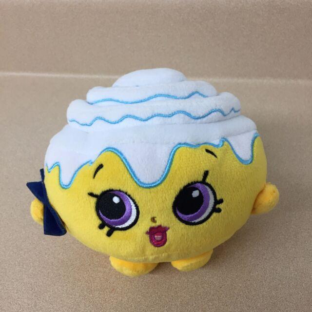 Shopkins 4 Tall Cupcake 2013 Plush Stuffed Toy Food Euc -5099
