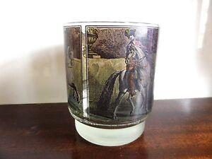 GERMAN  FRENCH ENAMELED DRINKING GLASS - Halifax, United Kingdom - GERMAN  FRENCH ENAMELED DRINKING GLASS - Halifax, United Kingdom