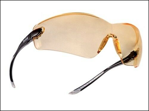 Bolle BOLCOBPSJ Cobra Safety Glasses Yellow