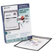 C-Line Plastic Shop Ticket Holder - 46912