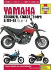 Yamaha XT660 & MT-03 Service and Repair Manual 2004-2011 by J H Haynes & Co Ltd (Paperback, 2016)