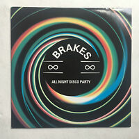 BRAKES - ALL NIGHT DISCO PARTY * 7 INCH VINYL  FREE P&P UK ROUGH TRADE RTRADS241