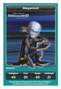 Karte-Carrefour-Dreamworks-Megamind-Megamind-Nr-155