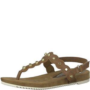 tamaris sandalen nieten