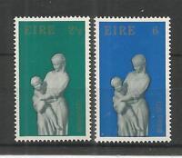 IRELAND 1971 CHRISTMAS SG,309-310 U/M NH LOT 3538A