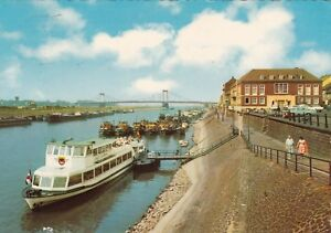 Duisburg-Schifferboerse-Ansichtskarte-1968-gelaufen