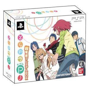 PSP-ToraDora-Portable-Premium-Limited-Japan-Import-Game-Japanese