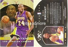 Panini NBA (Adrenalyn XL) 2013/2014 - #001 Kobe Bryant - Extra Rare