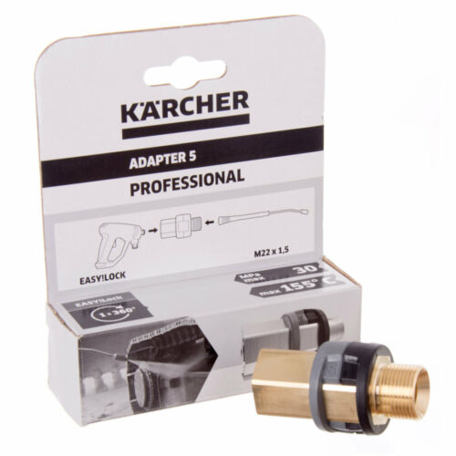 Easy!Lock Force System for Karcher Pressure Washer Snow Foam Lance M22 Nozzle