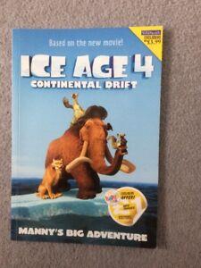 Ice-Age-4-Manny-039-Big-Adventure-Book