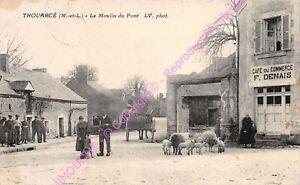CPA-49380-THOUARCe-Moulin-du-Pont-moutons-cafe-du-commerce-DENAIS-ca1934