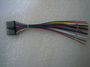 planet audio original wire harness pnv9680 | ebay  ebay
