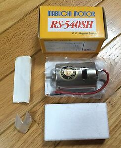 Mabuchi Motor Rs 540sh For Model Kits Etc Rs 540 Sh Ebay