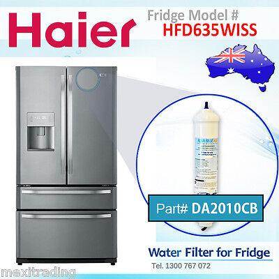HAIER  EXTERNAL INLINE FRIDGE FILTER  HFD635WISS