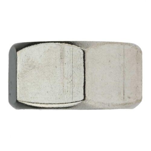Feingewinde M 20 x 1.5 A2 blank 10x DIN 934 Sechskantmuttern