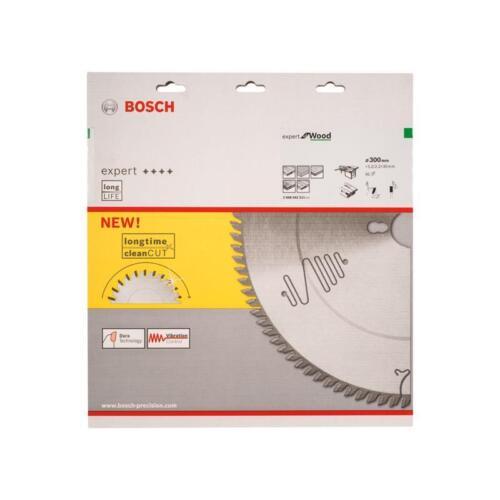 Bosch HM Sägeblatt Expert for Wood 300x30x3,2mm Z=96