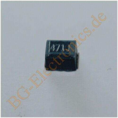 1 x SMD Drossel 470µH SMD-Speicherdrossel NL453232T-471J TDK  1pcs