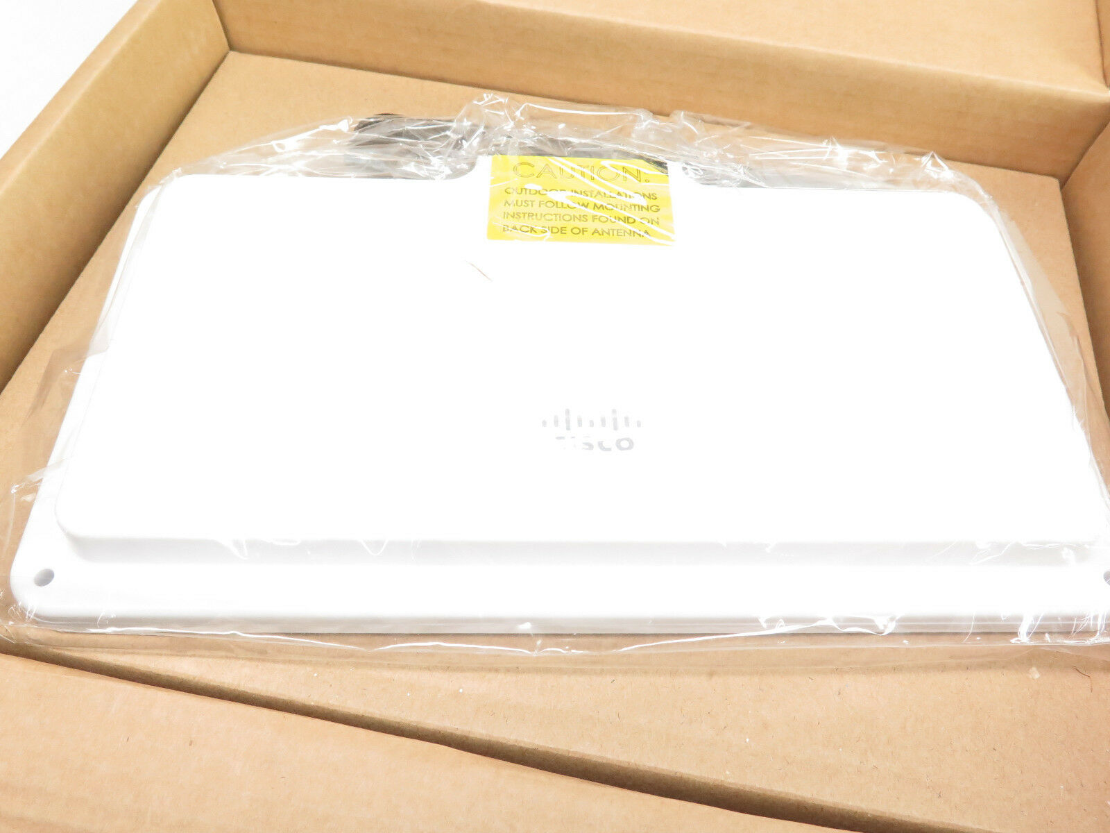 CASE of 5 NEW Cisco AIR-ANT2460NP-R 2.4GHz 6dBi 802.11n Directional Antenna