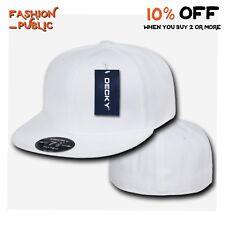 4cf4aae44dc item 5 DECKY RP1 MENS PLAIN HAT FLAT BILL BASEBALL CAP FITTED CAPS RETRO  HATS SOLID -DECKY RP1 MENS PLAIN HAT FLAT BILL BASEBALL CAP FITTED CAPS  RETRO HATS ...