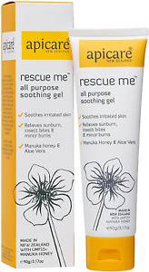 Apicare Rescue Me Manuka Honey and Aloe Vera Gel
