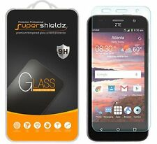 3X Supershieldz ZTE Maven Tempered Glass Screen Protector Saver
