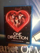 i love one direction*DVD*NUOVO