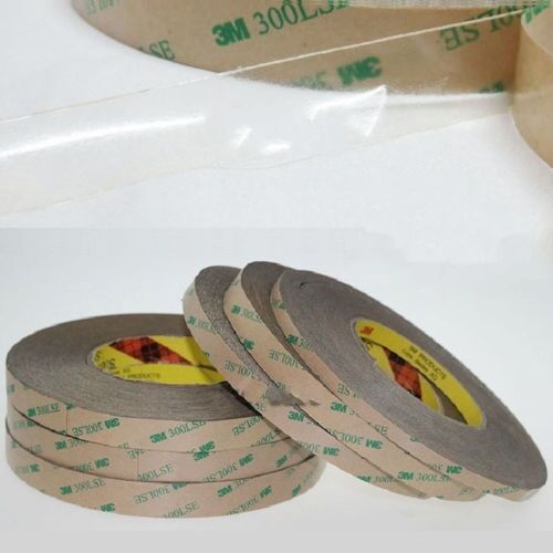 300LSE Double Sided SUPER STICKY HEAVY DUTY ADHESIVE TAPE Repair #M1890 QL