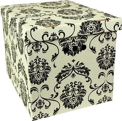 Aufbewahrungsbox Deko Box Kiste Garten Blumen XL Viele Designs GPPD0272