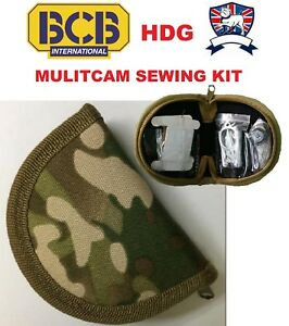 BCB-BRITISH-ARMY-SEWING-SEW-KIT-POUCH-MULTICAM-MTP-SAS-Cadet-TA-Scout
