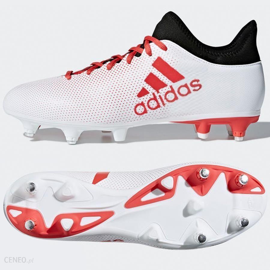 CP9202 UOMO ADIDAS X 17.3 SG Techfit Tenero Stivali Da Calcio