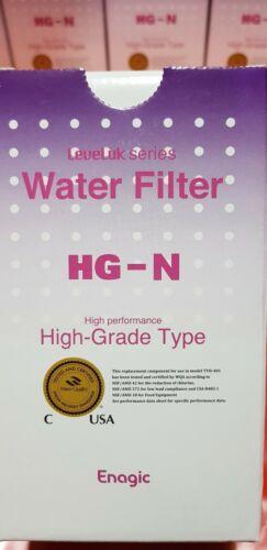Platinum JR2 /& R Leveluk Kangen machines Brand New /& OEM HG-N filter for SD501