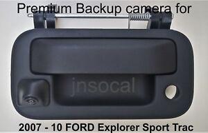 Aftermarket Backup Camera >> Backup Camera For 07 10 Ford Explorer Sport Trac Aftermarket Gps